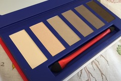 Venta: KIKO PROM QUEEN EYESHADOW PALETTE Color: 02 Stylish Taupes