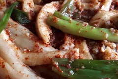 Meal Offering: Kimchi