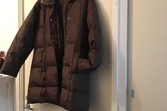 Myydään: Toppatakki, käyttämätön Padded warm coat, unused