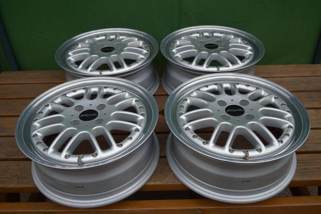 17x6 5 | 4x108 | Ronal LX wheels for sale - WheelPrice