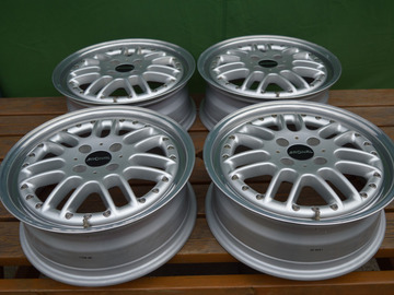 Selling: 17x6.5 | 4x108 | Ronal LX wheels for sale