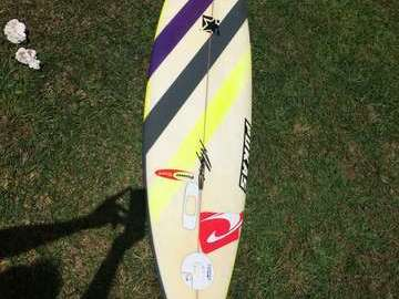 For Rent: Pro Surfer Arits Aranburu's Board
