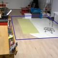 Renting out: Alivuokrataan Töölössä n.10m² työhuone 1.10 alkaen 135€/kk