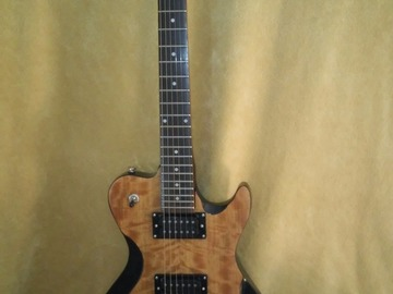 Renting out: Custom Occhineri guitar