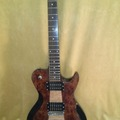 Renting out: Occhineri Custom Guitar.