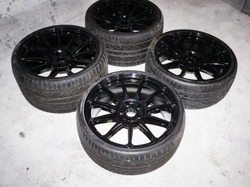 Selling: 20x8 & 20x11 | 5x120 | HRE High Performance
