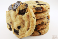Meal Offering: Low Carb | Chocolate Chip Cookies