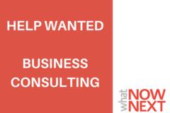 Help Needed: Seeking A Business Coach