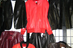 Sell: Leather Jackets