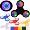 Sell: Lot of 200 LED SPINNERS FIDGET HIGH QUALITY, 3 modes , 4