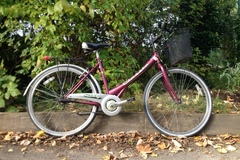 Renting out: Classic City Bike BOOKED