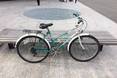Renting out: Retro Adventure Peugeot - BOOKED
