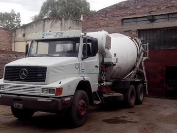 En alquiler: Camion Motohormigonero
