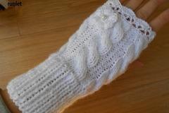 Vente au détail: mitaines en laine/mitaines tricotées/Mitaines Femme, Gants