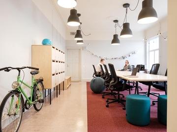 Workspace Profile: Teho-osasto