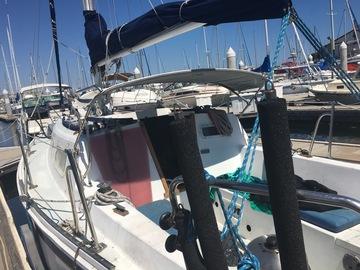 Requesting: Cabrillo Marina. Looking for a  sailing instructor  -LA, CA