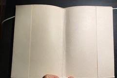 Annetaan: Midori MD A5 notebook cover