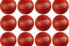 Bulk Lot: OFFICIAL SIZE NBA #7  BASKETBALLS