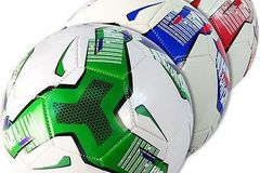Sell: OFFICIAL SIZE SOCCER BALL GEOMETRIC #5