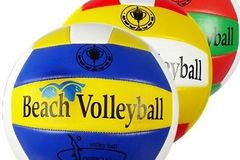 Sell: OFFICIAL SIZE VOLLEY BALLS BEACH OR INDOOR/OUTDOOR