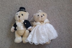 Products: Wedding Bears