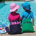 Products: Personalised Swim Bags