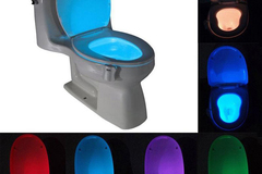 Sell: 50 LED Toilet Bowl Bathroom Light BB&B Top Seller