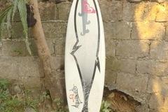 Rental: 6'3 Fish
