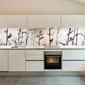 Services: Stunning printed ''image on glass'' splashbacks by Lucy G