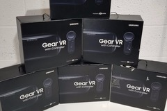 Sell: Original Samsung VR Goggles, Chargers and Wireless Headsets