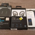 Sell: Sample Lot - Samsung Wireless Charger, Headphones & S7 Case