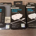 Sell: Sample Lot - Samsung S8 Wallet Case, USB-C Travel Chargers