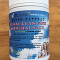 Products: Himalayan Pink Salt, coarse grain, 1kg tub