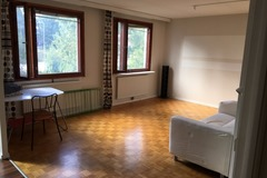 Annetaan vuokralle: Rent out a furnished apartment near Otaniemi from Jan. 2018
