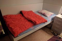 Myydään: Ikea single bed