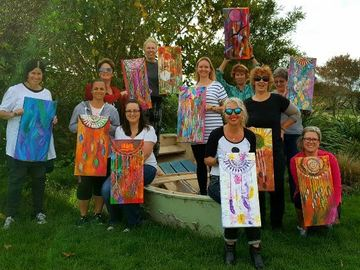 Products: Painting Your Dreams - One Day Experience AUCKLAND