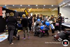 Services: Showcase at Tummy & Tots Expo 2018