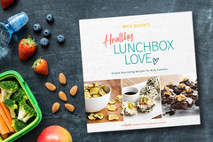 Products: Healthy Kids Lunchbox Cookbook