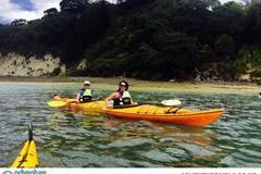 Services: Adventure Girls Kayaking Browns Island Adventure