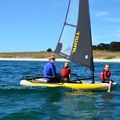 Services: TIWAL Inflatable Sailing Dinghy