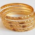 Venta: 200 Newest Arrival Multilayer Golden Luxury Designer Bangles