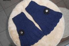 Vente au détail: mitaines en laine/mitaines femme/mitaines laine/manchette