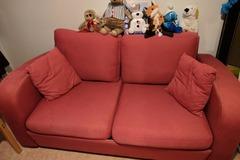 Myydään: Sofa bed