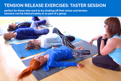 Services: Stress Less: TRE Taster Session
