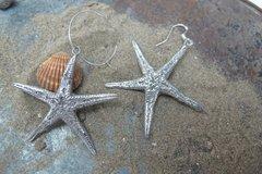 Vente au détail: Boucle d' oreilles étoiles de mer