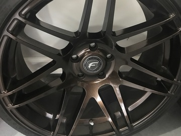 Selling: 20x9.5 & 20x11 | 5x120| Forgestar F14 Concave