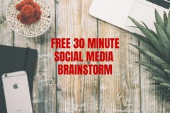 Services: FREE 30 Minute Digital & Social Media Consult