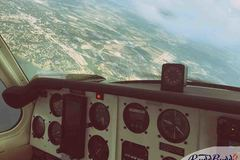 Offering : Fly Over Hyderabad in a Cessna 172