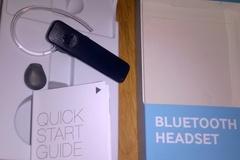 Myydään: Bluetooth headset Samsung EO-MG920 / kuulokemikrofoni