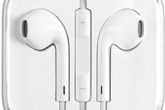 Myydään: Apple Earphones